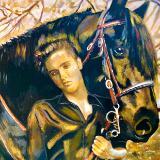 Elvis the way I remember him