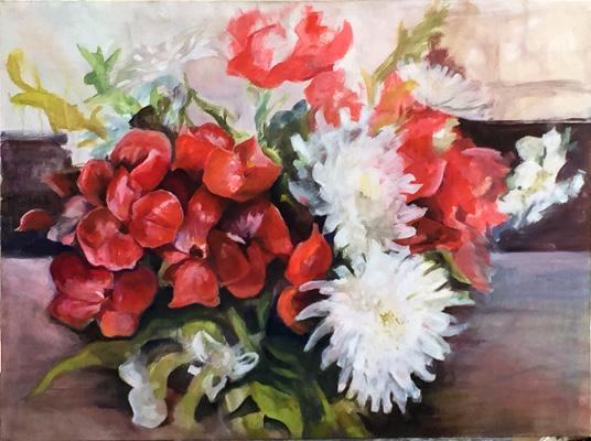 Boquet with Chrysanthemum
