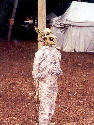 """Anubis Mummy"" full 2003"