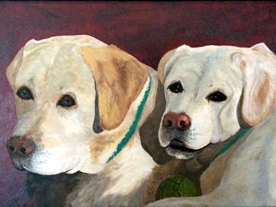Jasper and Sadie