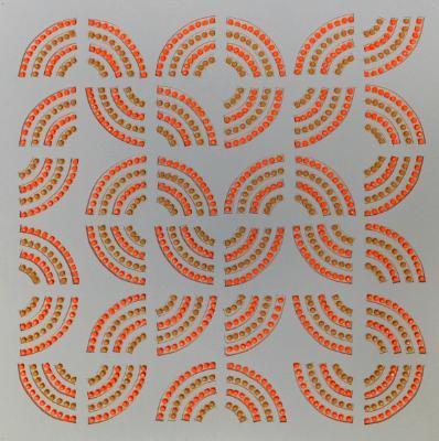 Orange Floe