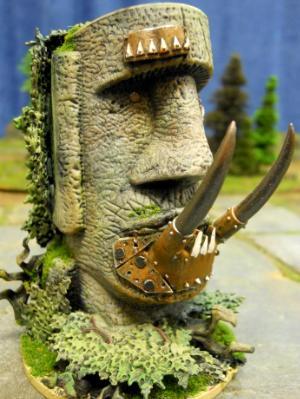 Idol of Gork or Mork?