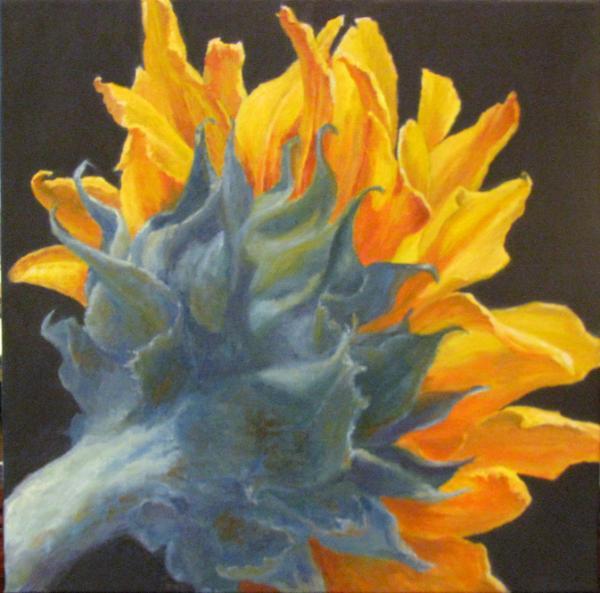 Seductive Sunflower I