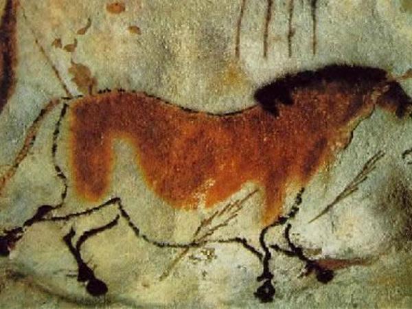 Cave painting Lascaux