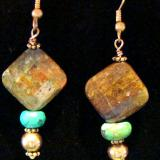 Sold earrings