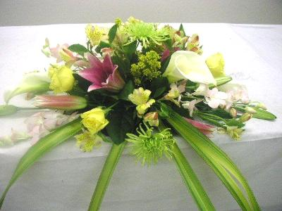 Horizontal arrangement