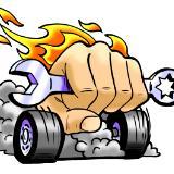 Car Fist!