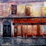 Storefront in the Marais)Paris) - SOLD