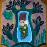 Baobab Angel