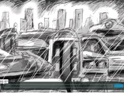 PacNoir2 Animatic