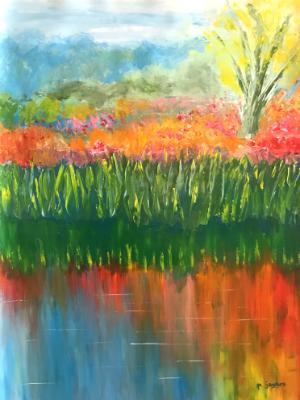 Floral Marsh