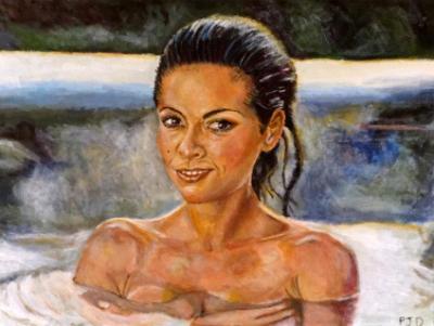 A Bathing Beauty