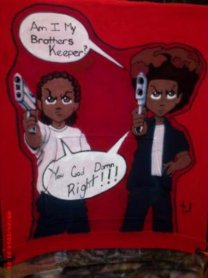 Boondocks Brotherhood