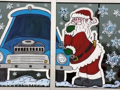 Santa Mechanic