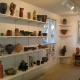 Clay Artists at the Vineyard - Gallery Space