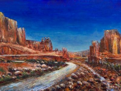 Arches National Park - SOLD
