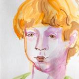 Watercolor - People