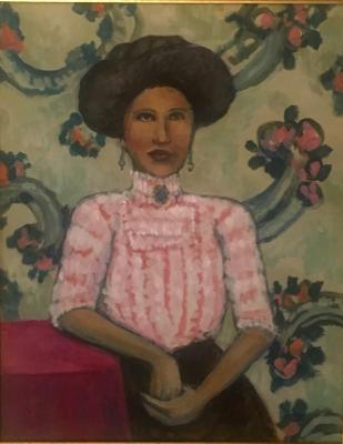 Mahala for Matisse