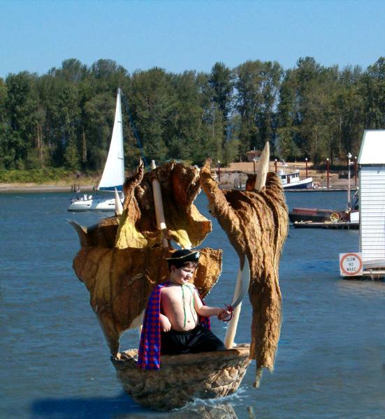 Jacob's Walnut Ship