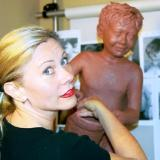 Angella Ocheltree, Fine Art Bronze Sculptor