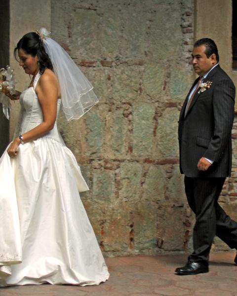 Bride and Groom, Oaxaca