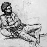 Gameli, Seated Figure