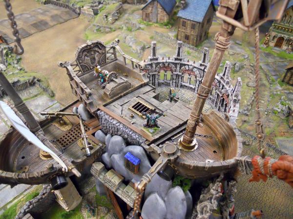 Skulls & Ships Inn (GOBLINS!)