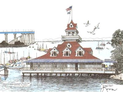 Coronado Boathouse