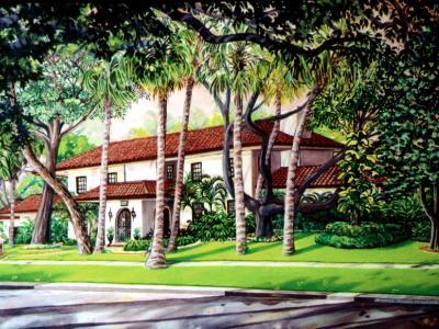 Private Commission-Tampa, FL Home