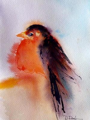 Robin ~ Sold