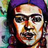 Painting 2 of 10 Frida Fun Painting Commissions