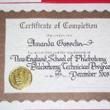 certificates, old english