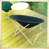 '50s Canvas Deck Chair (a la Standard Spa Miami)
