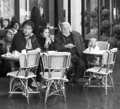 Rainy Afternoon in Paris