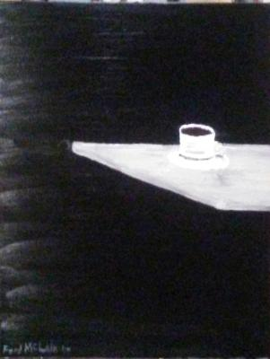 Coffee in the Bardo