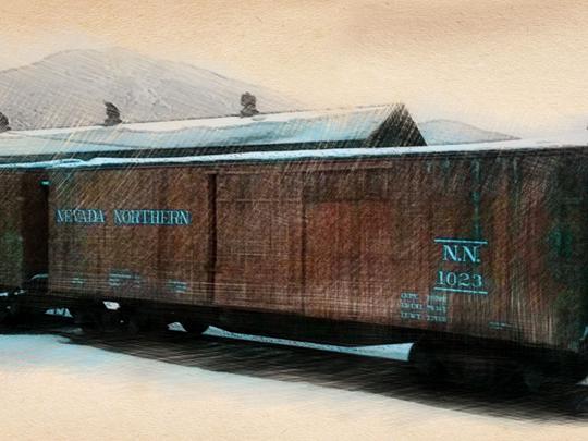 Nevada Northern Railroad