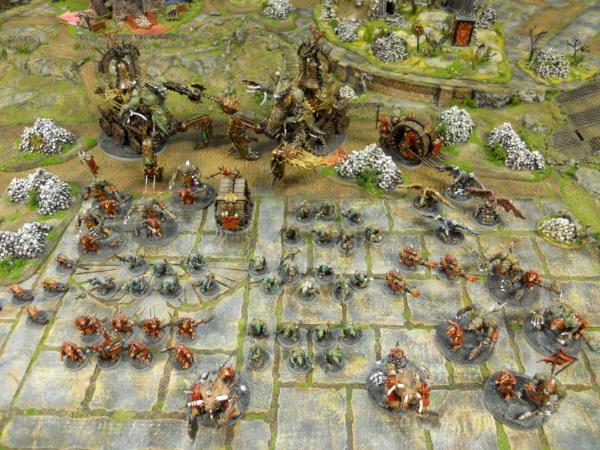 WH40K Rat Daemon army
