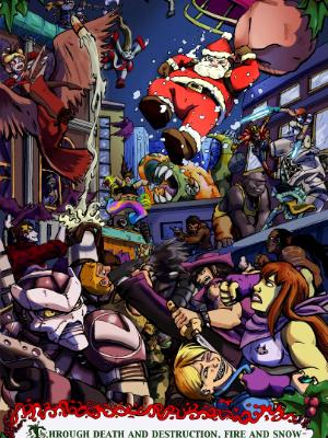 Urban Rival's Christmas