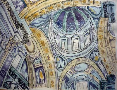 In the Santa Maria Maggiore, Rome