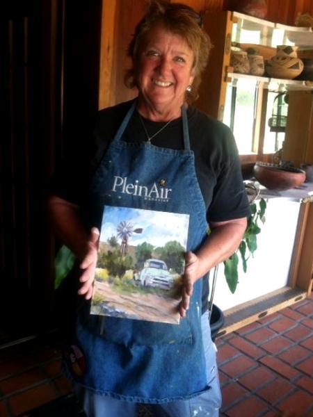Plein Air, Portraits & Pet Portraits, Landscapes, animals