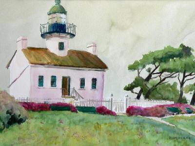 Pt. Loma Lighthouse