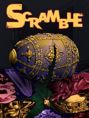 Scramble Cover, take 1
