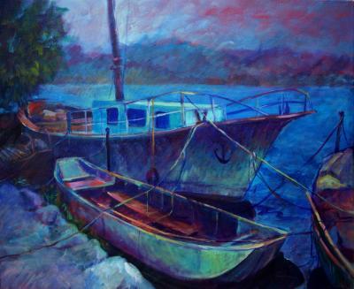 The Fishing Boats-China