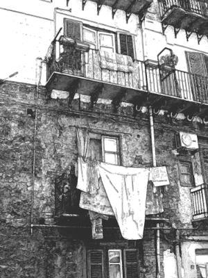 clothesline series #2