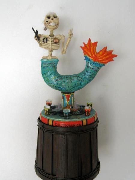 Oxymoronica Mermaid
