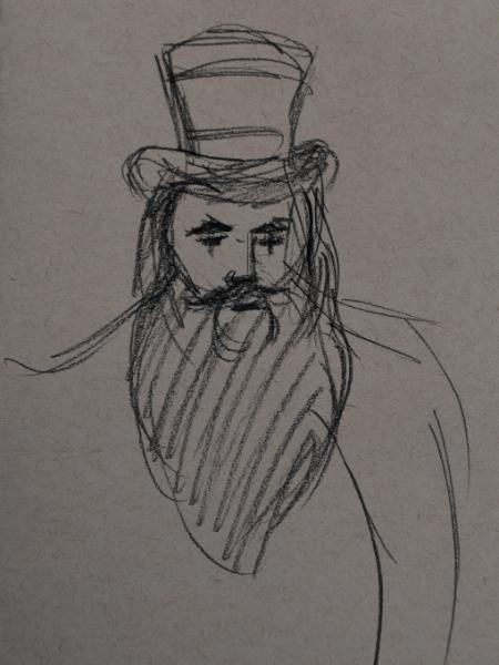 Massive Beard