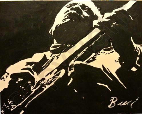B.B. king black and white
