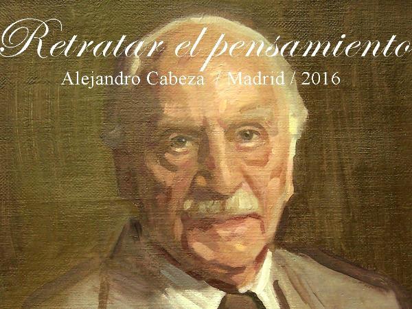 Alejandro Cabeza, Miguel de Cervantes, Francisco Ayala