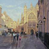 Ongoing Exhibition at The King William, Thomas Street, Bath
