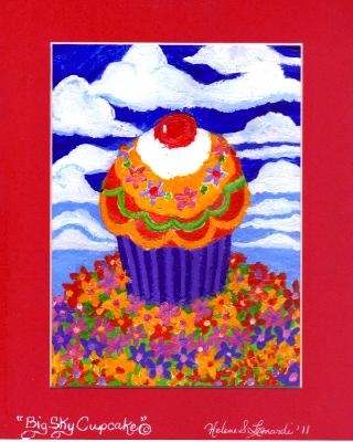 Big Sky Cupcake